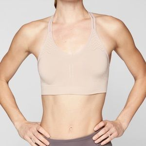 Athleta Mesh Around 2.0 L nude